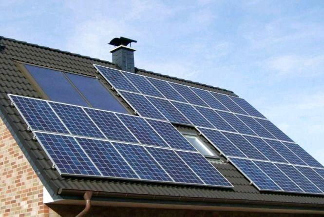 На Житомирщині працює 228 приватних сонячних станцій