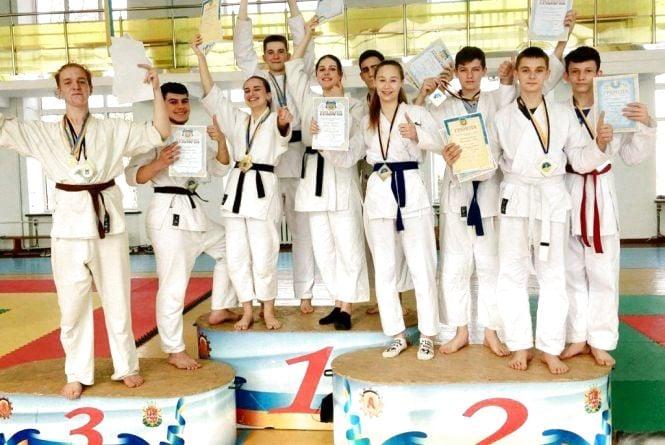 Спортсмени Житомирщини здобули 45 призових місць на чемпіонаті України з айкідо