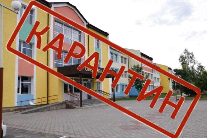 В Олевській гімназії ввели карантин: на кір захворіли учні і вчителі