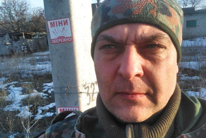Валерій Онопрієнко: «За два роки – змін багато. Але головне – я тепер вдома!»