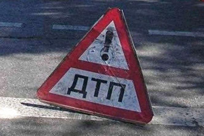 У Хорошівському районі дорогу не поділили ВАЗ та DAEWOO