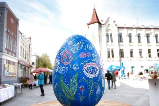 Великдень у Житомирі святкуватимуть два тижні: план заходів