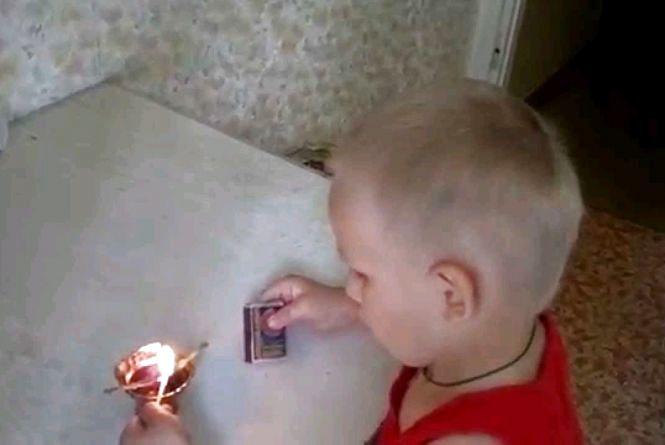 Діти ледь не спалили пустуюче обійстя в Радомишлі