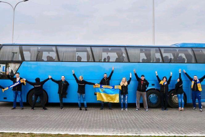 """""""Bus of geroes"""" знову відвідає Францію"""