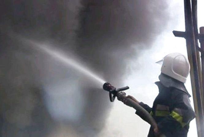 Житомир: врятовано двох чоловіків під час пожеж на балконах