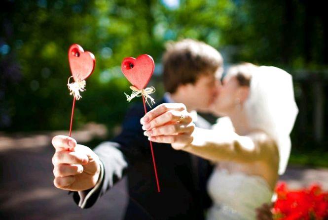"Тисячна пара житомирян зареєструвала ""Шлюб за добу"""
