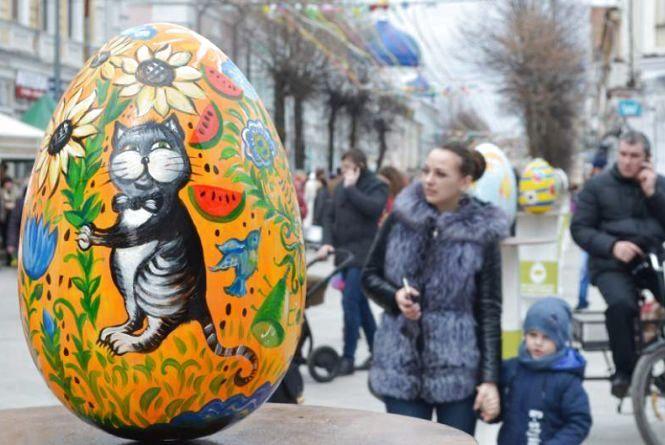 Фестиваль пасхи, майстер-класи та святкові концерти: куди піти на великодні свята у Житомирі