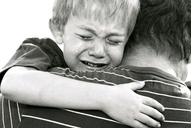 У Житомирі на вулиці знайшли дворічного бездоглядного хлопчика