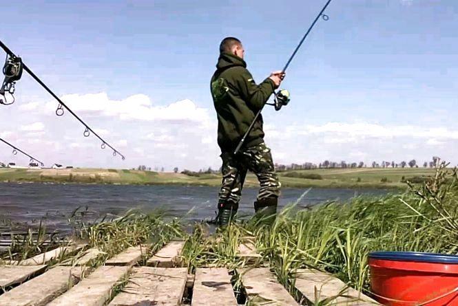 До 30 червня на водоймах Житомирщини діє заборона на лов риби