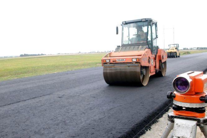 На Житомирщині триває капітальний ремонт трьох доріг