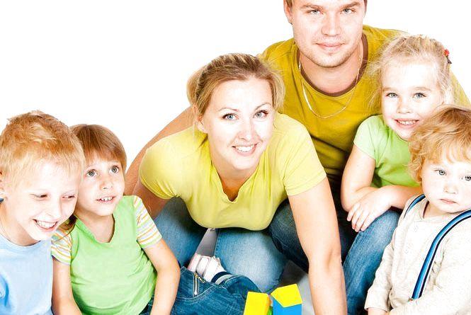 Більше 3 тисяч багатодітних родин області отримають додатково від 1,7 тис грн вже в травні