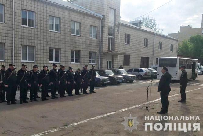 Житомирські поліцейські повернулися із зони операції об'єднаних сил