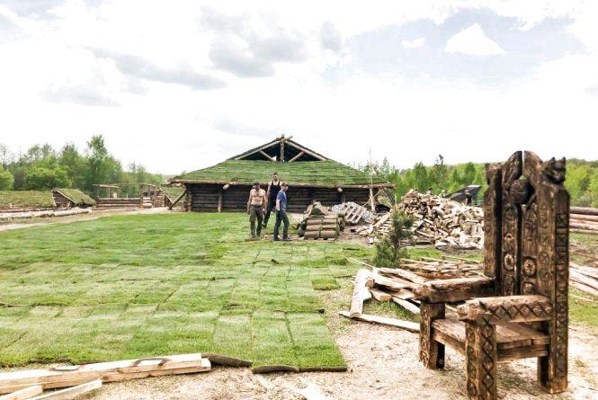 На Житомирщині вже за кілька днів розпочнуться зйомки серіалу «Слов'яни»