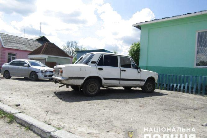 На Романівщині 24-річний шукач пригод викрав авто свого дядька і скоїв ДТП