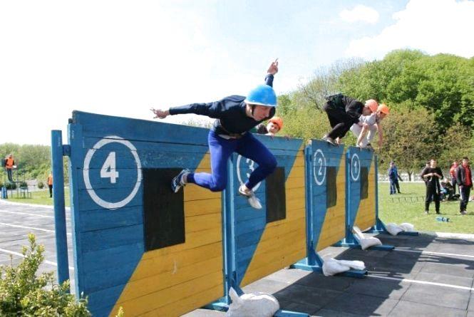 15-17 травня у Житомирі відбудеться Чемпіонат області з пожежно-прикладного спорту пам'яті Володимира Герговського