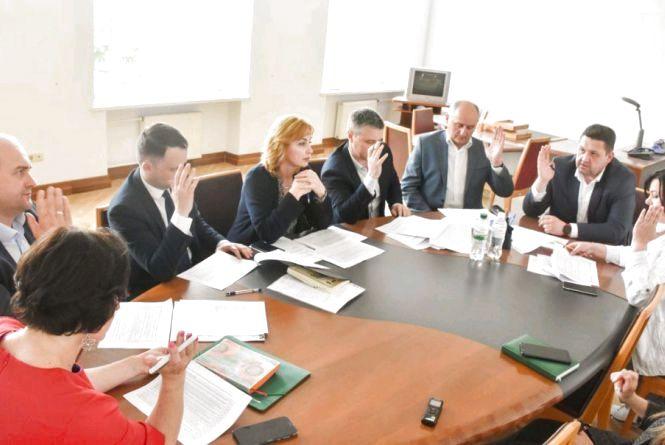 Комісія відібрала 17 проектів, які можуть бути реалізовані на Житомирщині за кошти ДФРР