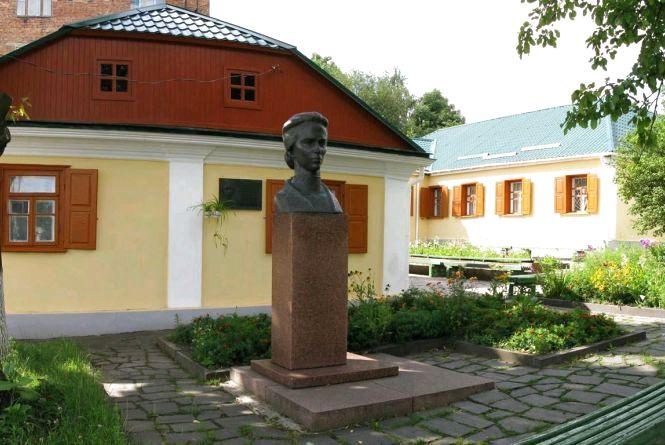 У цьому році будуть виділені кошти на ремонт музею Лесі Українки у Новограді-Волинському