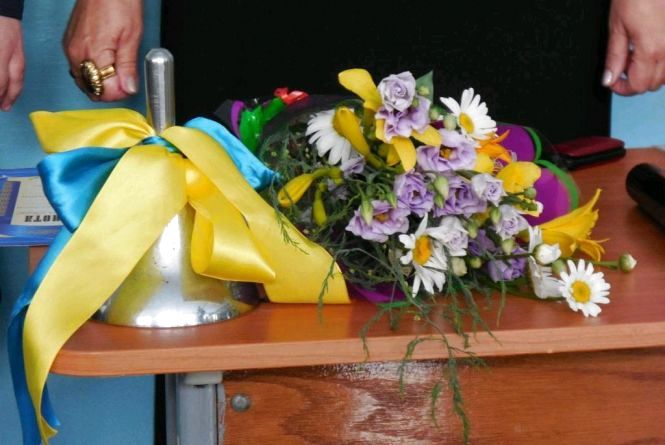 Останній дзвінок пролунає 31 травня у більшості навчальних закладів Житомирщини