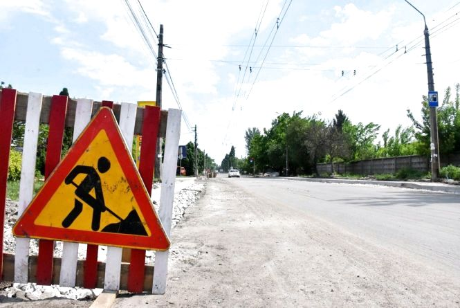 До уваги водіїв: у Житомирі по вулиці Параджанова обмежать рух транспорту