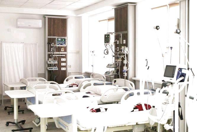 У новому інфарктному центрі врятували майже 600 жителів Житомирщини
