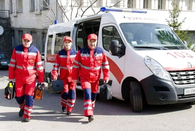 МОЗ України розпочинає перший етап трансформації екстреної медичної допомоги