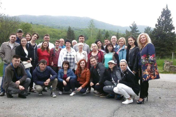 Житомирський театр взяв участь у міжнародному фестивалі у Словаччині