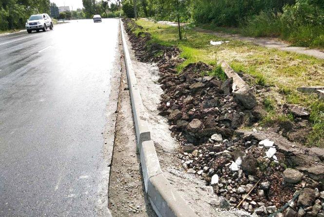 На Житомирщині продовжують капітальний ремонт доріг протяжністю 25 км