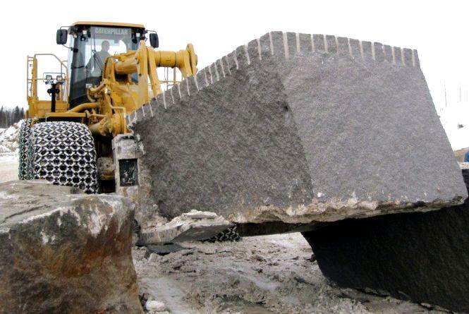 Товариству з Хорошівського району скасовано спецдозвіл на видобування граніту,  виданий без проведення аукціону