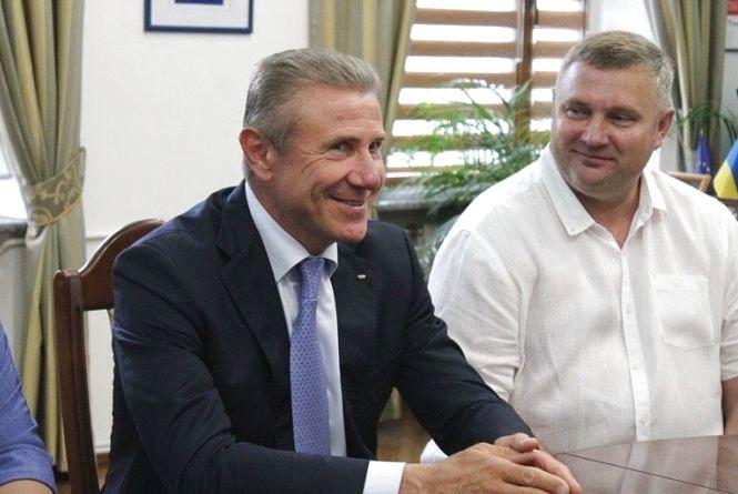 Всеукраїнський семінар-нарада Національного олімпійського комітету України відбувся в Житомирі