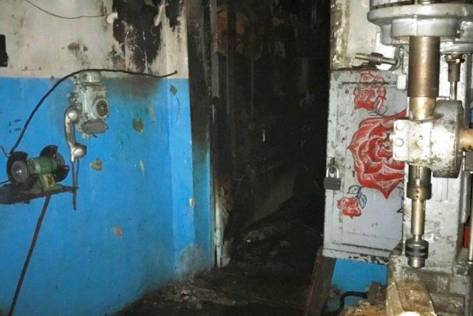 У цеху ТОВ «Золотий Каравай» у м. Житомирі сталася пожежа
