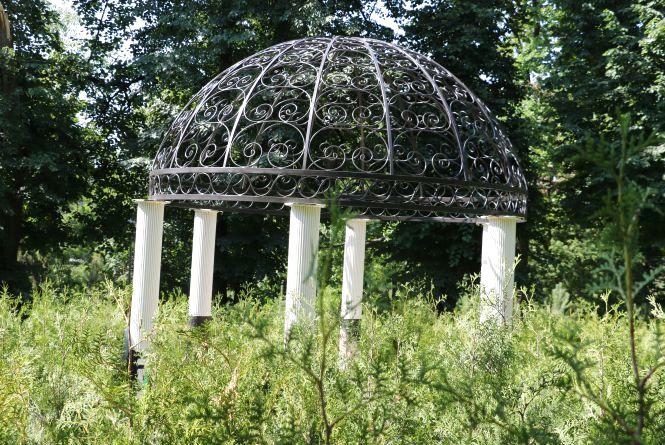 У парку культури та відпочинку ім.Ю.Гагаріна скоро відкриють зелений лабіринт