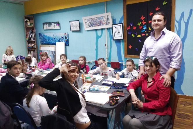 Віктор та Катерина Дацуни: головне - не ставити рамок і кордонів для дитячої фантазії