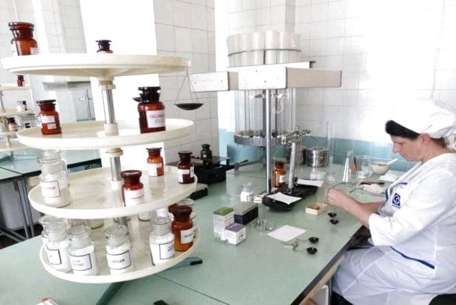 В аптеці на Соборному майдані виготовляють унікальні ліки