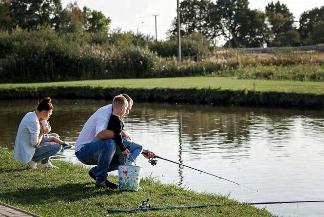 З 11 червня на Житомирщині відкрито рибальський сезон