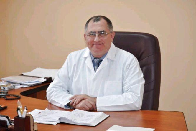 Сьогодні обірвалося життя  заслуженого лікаря України Віктора Петровича Павлусенка