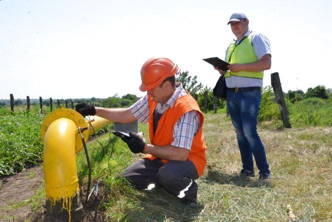 Бригада з Попільні стала кращою у конкурсі із комплексно-приладового обстеження газопроводів