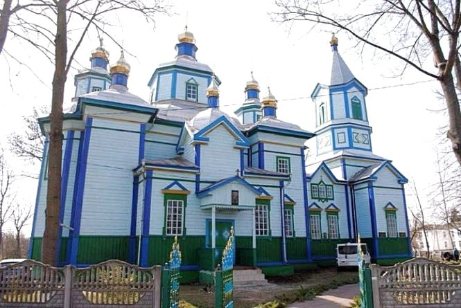 Унікальний храм на Житомирщині відзначив престольне свято