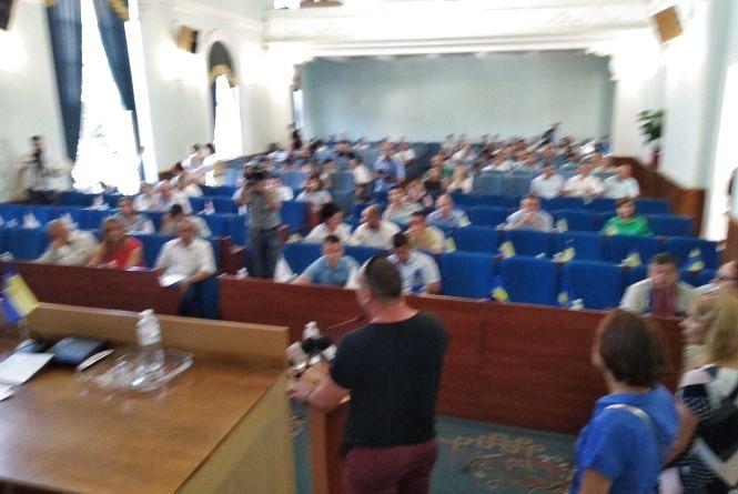 На сесії міськради затвердили План сталої мобільності міста Житомира