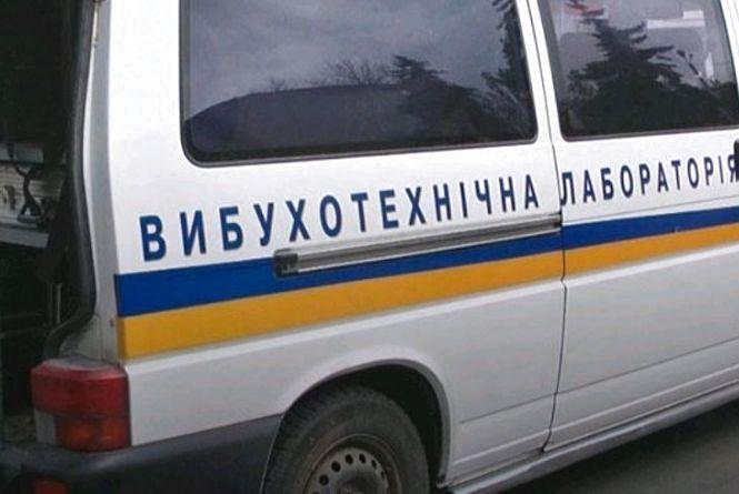 Поліція отримала електронні листи про замінування двох вишів Житомира