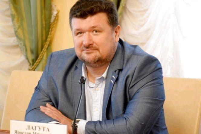 Виконувати обов'язки голови ОДА буде Ярослав Лагута