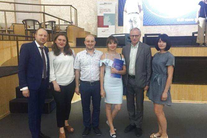 Ірина Ярмоленко презентувала GENDER MONTH в рамках ХV Українського муніципального форуму на гендерній секції Асоціації Міст України