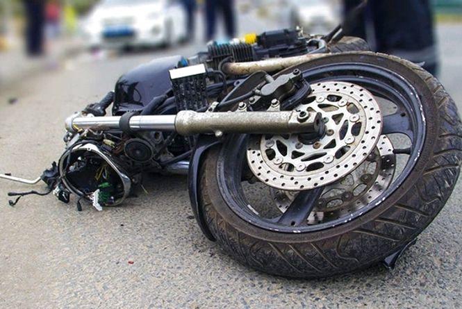 ДТП у Коростишеві: травмувався мотоцикліст