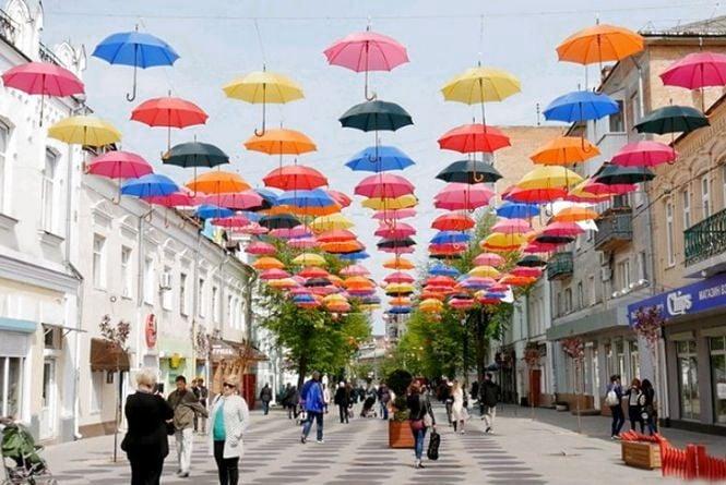 У Житомирі 13-14 липня пройдуть «Дні вулиці Михайлівська»