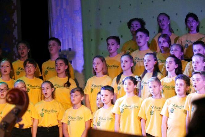 Для дітей від 11 до 16 років Music Camp International організує музичний табір у Житомирі