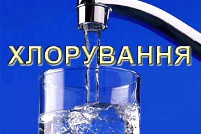 Воду з водопровідних мереж Житомира сьогодні з 22-ї пити не можна: дезінфекція
