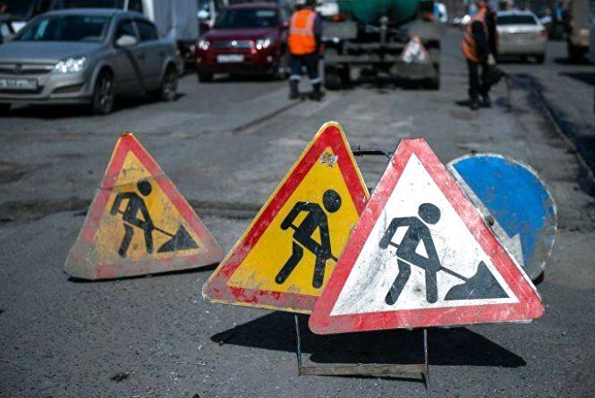 У разі невчасного виконання ремонту вулиці  Параджанова до підрядника застосують фінансові санкції