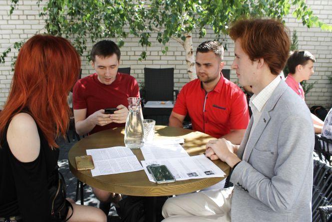 У Житомирі молодь презентує власні стартап-проєкти
