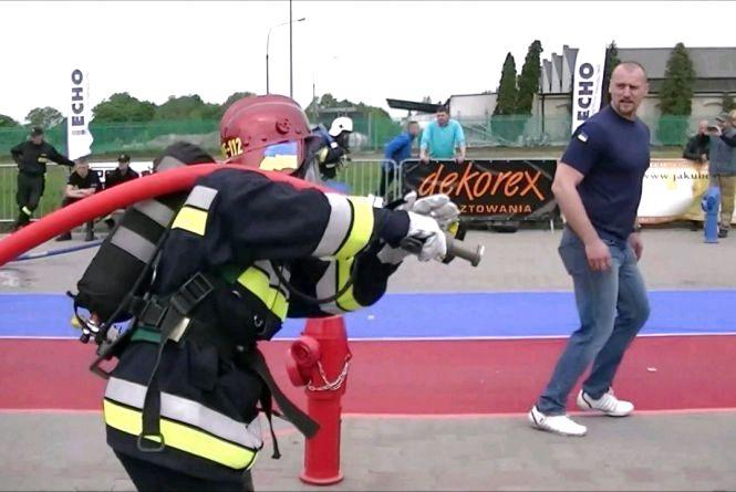 Завтра у Житомирі відбудуться змагання «Найсильніший пожежний-рятувальник»