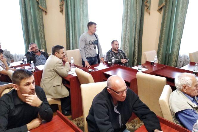 У Житомирській ОДА на установчі збори зібралися кандидати в члени Громадської ради