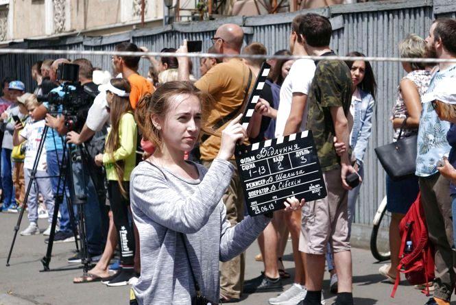 У Житомирі зніматимуть фільм про події 1941 року за участю житомирських акторів